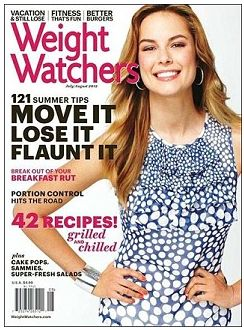Weight Watchers Magazine, Only $4.50 per Year