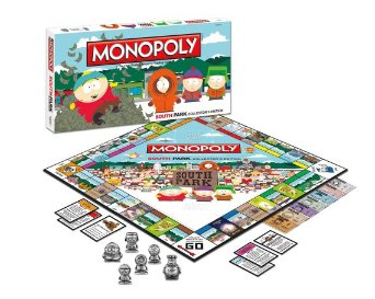 South Park Monopoly: Collector's Edition, Only $13.99 on Amazon!