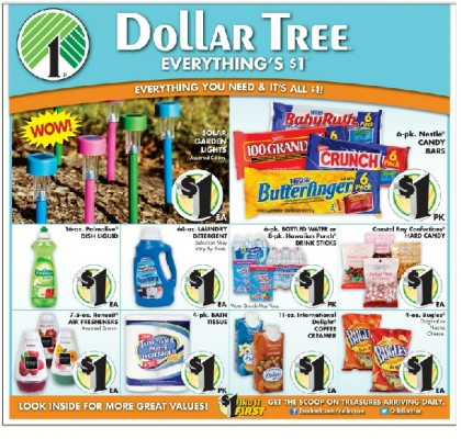 photo about Printable Dollar Tree Coupons identified as Greenback Tree Coupon Offers: 7 days of 3/3 - The Krazy Coupon Woman