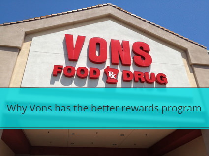 image about Ralphs Printable Coupons called Ralphs vs. Vons: Combat of the Grocery Gains Ideas