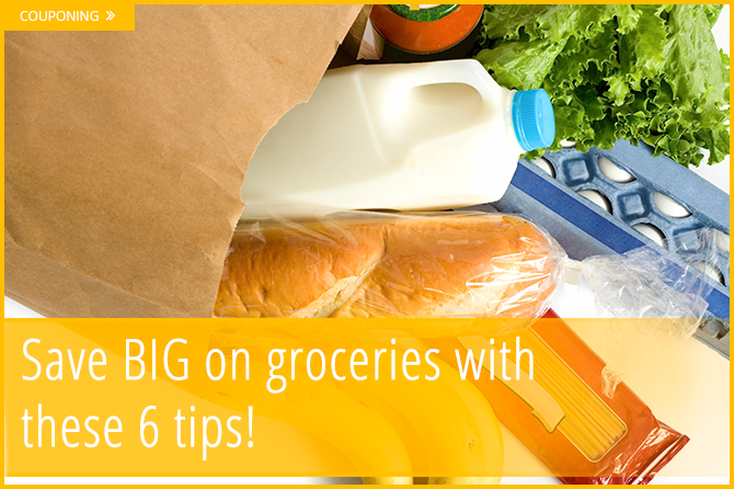 Want to save over $1000 on groceries! Try using these tips!