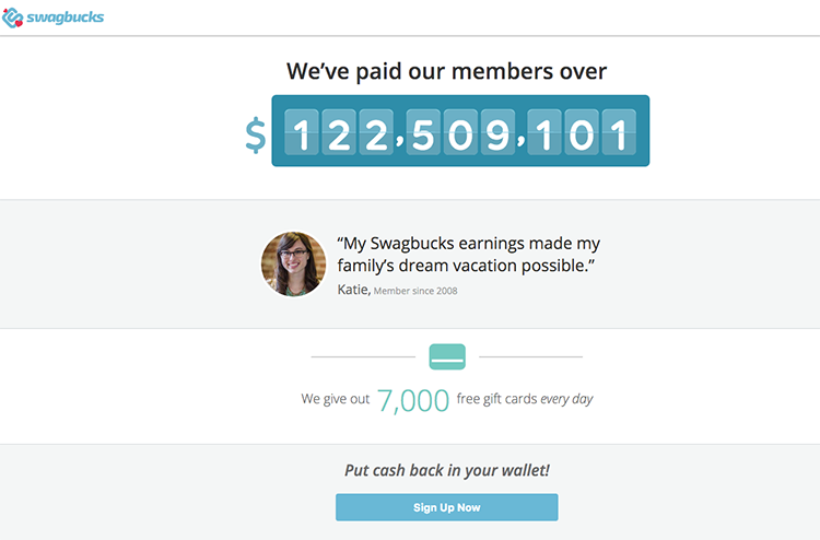 Swagbucks Is a Legit Way to Earn Cash  Here's Why  - The