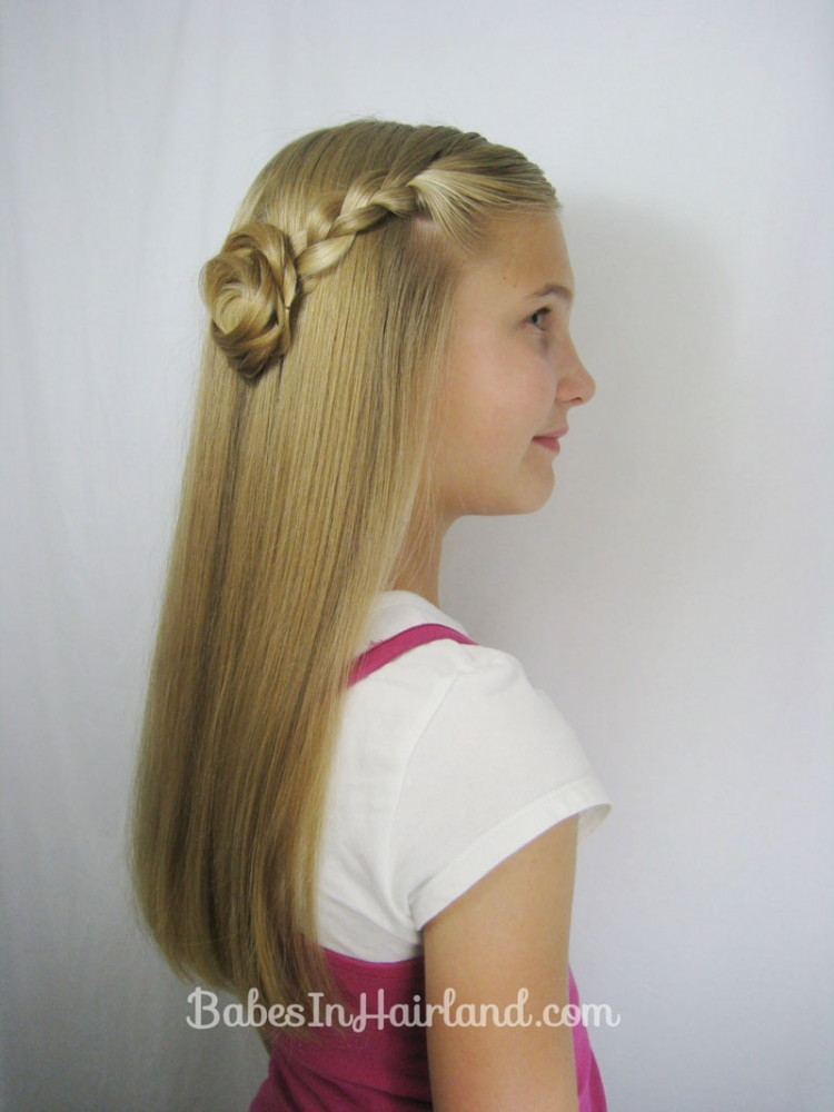15 cute easy back to school hairstyles for girls the krazy 15 cute easy back to school hairstyles for girls urmus Image collections