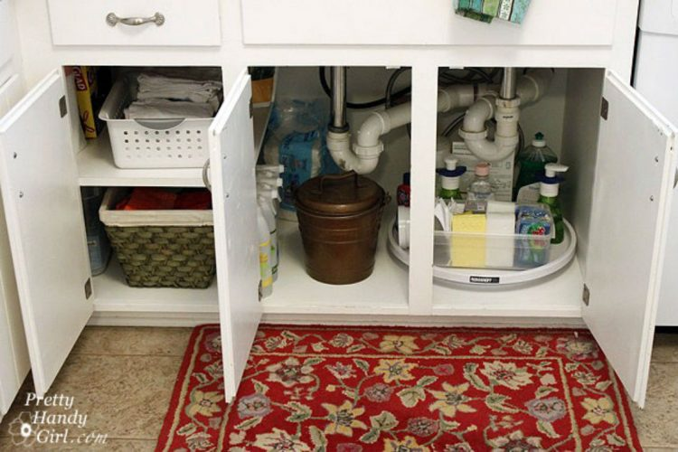 Kitchen Space Saving Hacks