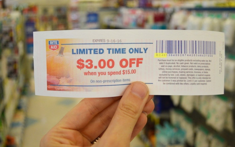 coupon policy rite aid