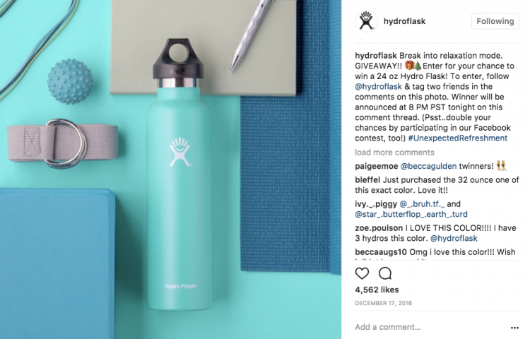 10 Companies You Should Follow on Instagram to Win Giveaways