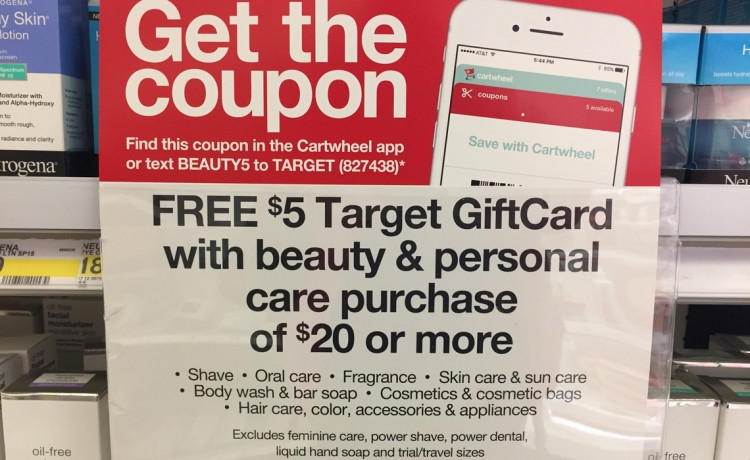 67e13dc27dd0d There is a promotion  buy two and receive a  5.00 Target gift card. Combine  the threshold coupon ...