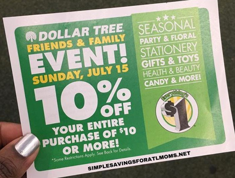 image about Printable Dollar Tree Coupons named 22 Aspects Each and every Consumer Should really Comprehend Pertaining to Greenback Tree - The