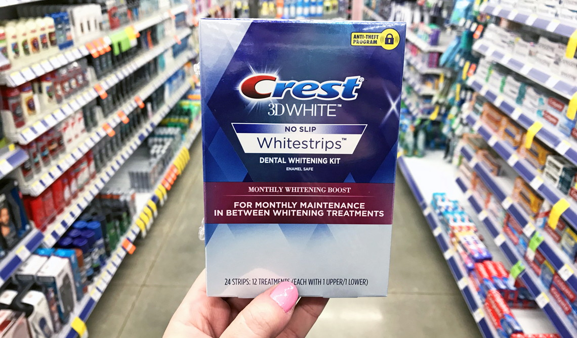 Crest Whitestrips Deal Walgreens