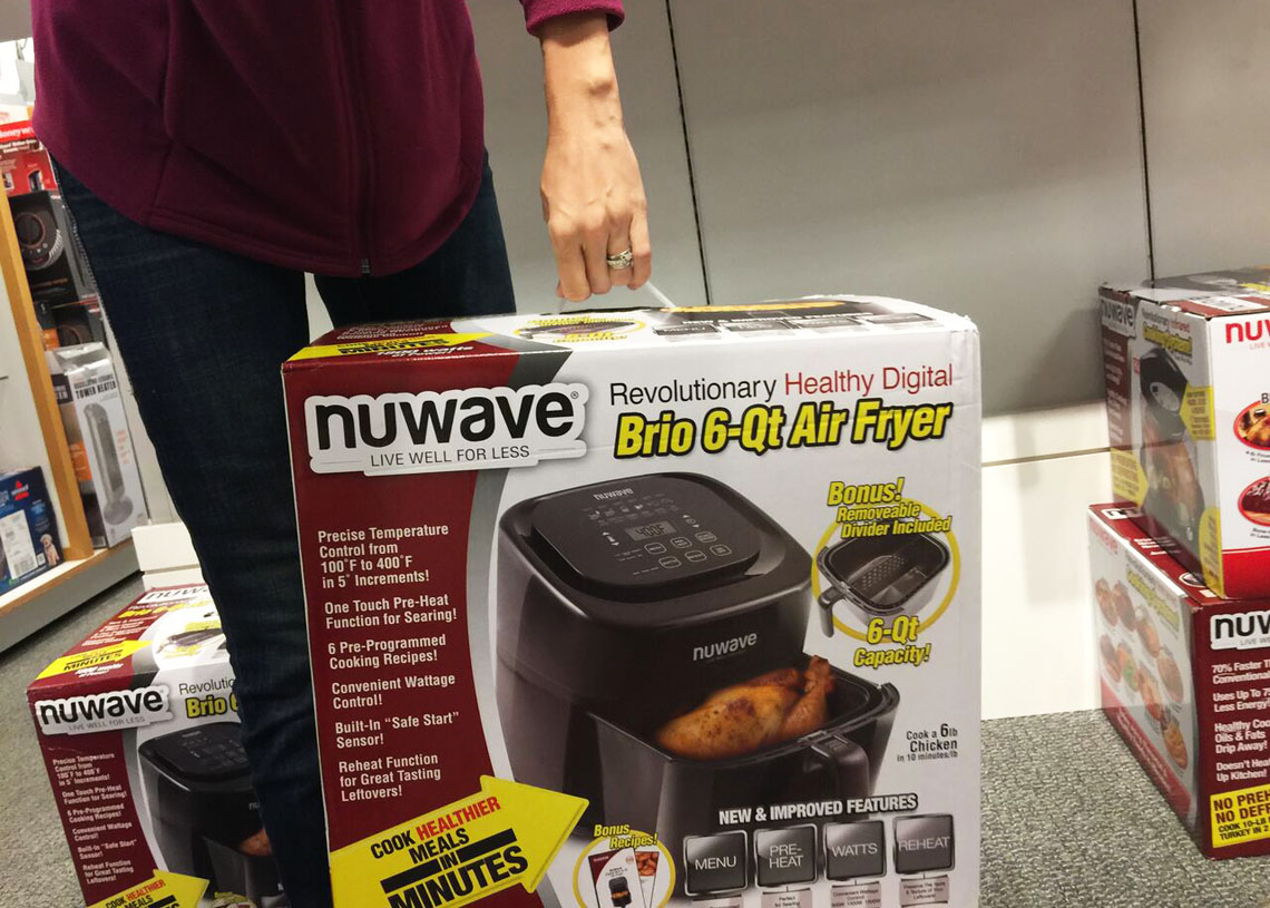 Mystery Coupon Big Savings On Air Fryers At Kohl S