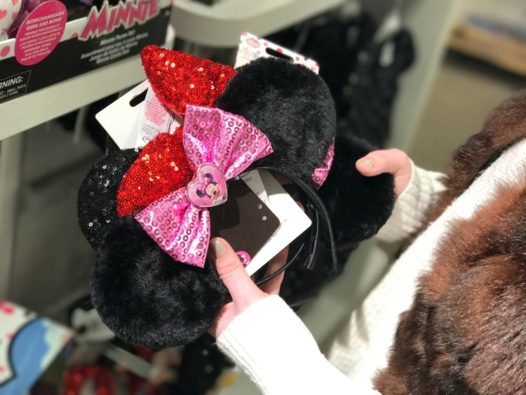 5dc6aa8db2624 Mickey and Minnie Mouse ears go for  14.99- 24.99 inside Disney Parks or on  shopDisney.com .