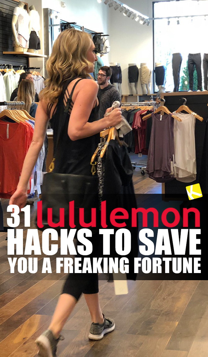 29d95479e1a9 ... 28 Chick-fil-A Tricks to Get Free and Freaking Cheap Chicken. 31  Lululemon Hacks to Save You ...