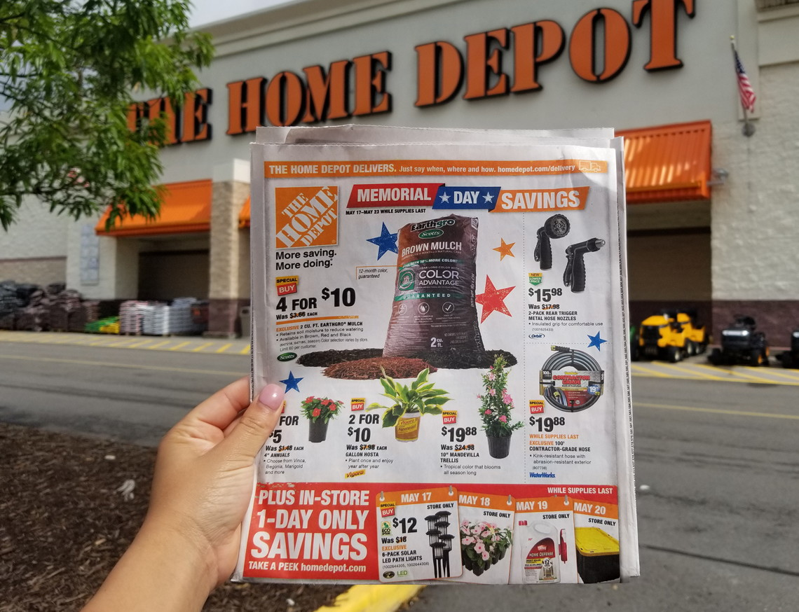 The Best Memorial Day Deals At Home Depot Lowe S The Krazy