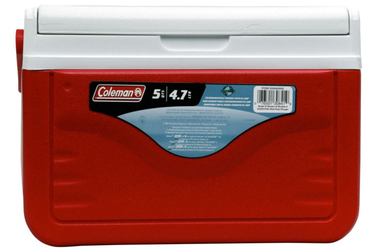 Walmart.com: Coleman 5 Quart Cooler, Only $8!