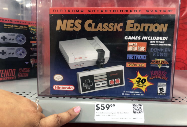 In Stock Nes Classic Edition 59 99 Shipped From Best Buy The