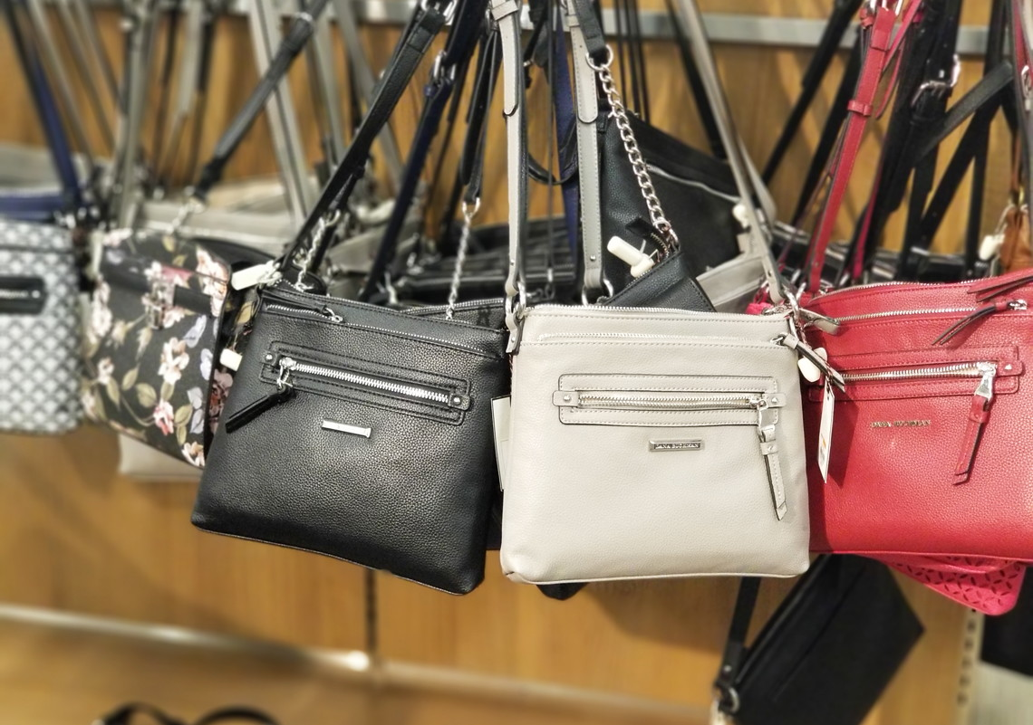 972453b3d0b4ef Buy 1 Dana Buchman Gracie Crossbody Bag ( reg. $49.00 ) $29.40, sale price  through 5/4. Use SUNNYDAYS for 20% off through 5/5. Free shipping on orders  of ...