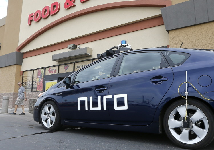 There S A Good Chance Kroger Is Planning Ger Rollout Of Autonomous Delivery Vehicles