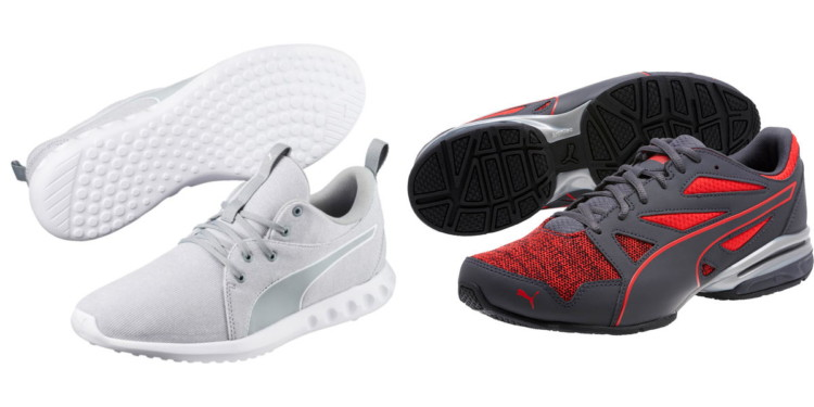 451eaee217ca Puma Back-to-School Sale  Footwear from  24.99 Shipped! - The Krazy ...