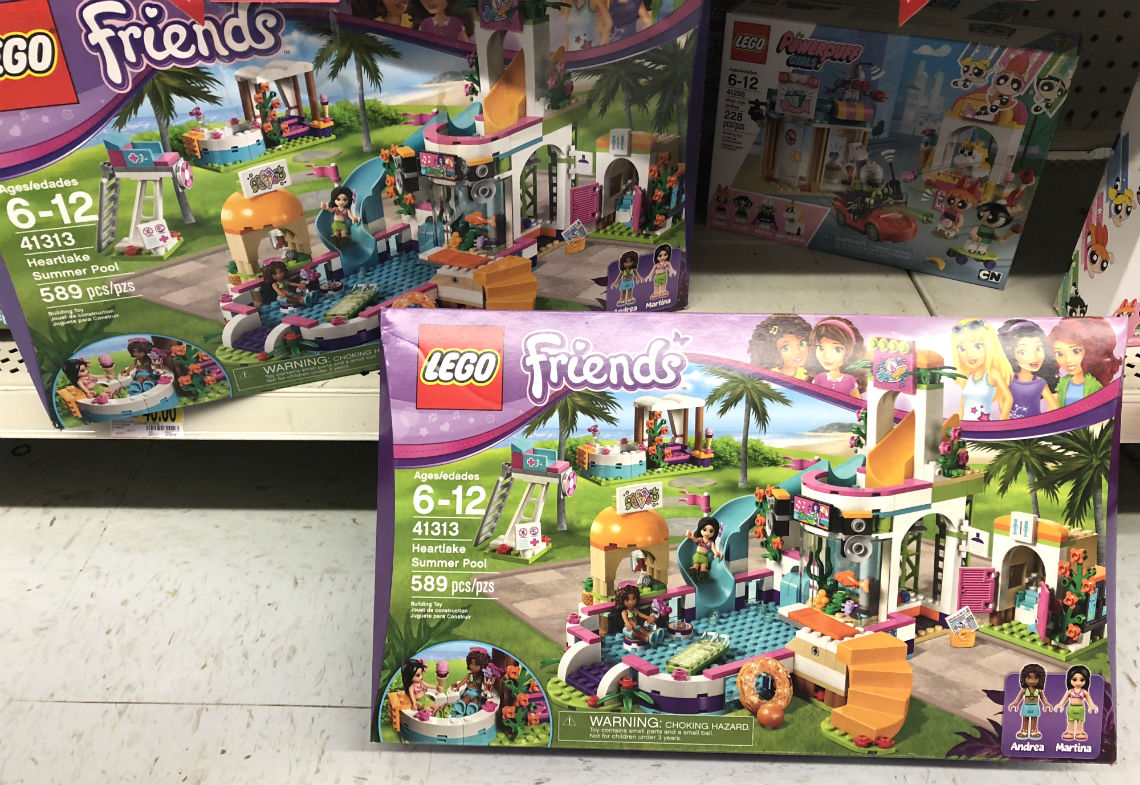 Lego Sets As Low As 2399 At Walmart The Krazy Coupon Lady