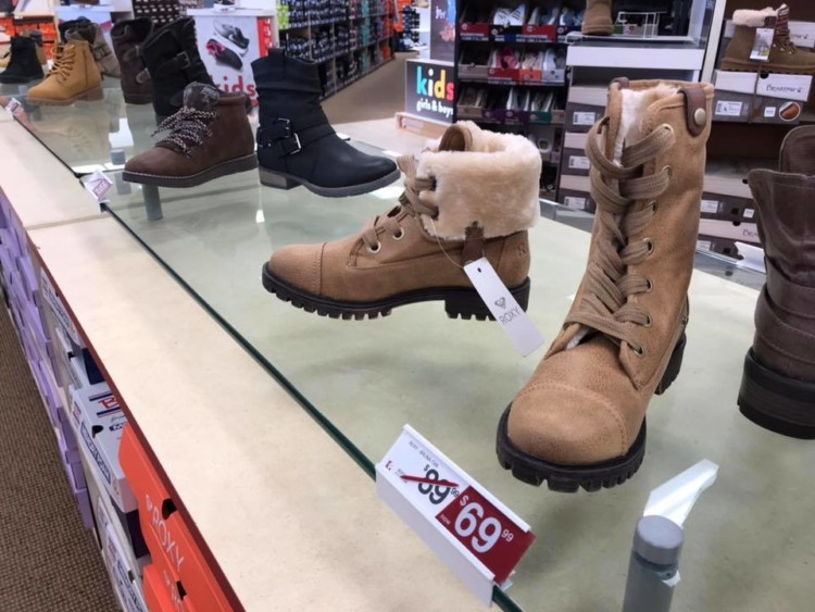 0319deaa8fa Up to 40% Off Boots at Famous Footwear! - The Krazy Coupon Lady