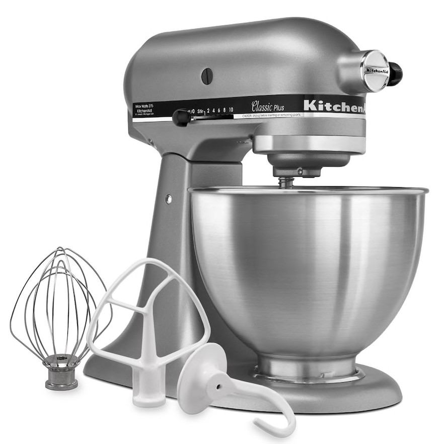 Black Friday Deals. KitchenAid KSM75 Classic Plus 4.5-qt. Stand Mixer, only $199+$45 Kohl's Cash