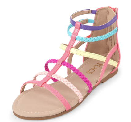 c87a53de2b82 40% Off Sandals at The Children s Place! - The Krazy Coupon Lady