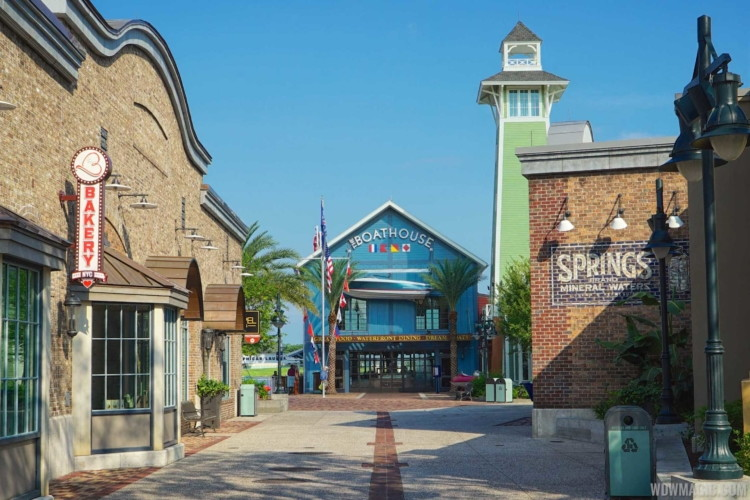 Free Things to Do in Orlando: Disney Springs