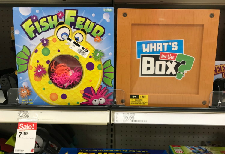 Kids' Board Games, as Low as $3 80 at Target! - The Krazy