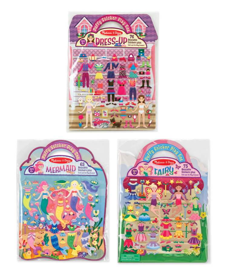 Melissa Doug Activity Sets Only 10 99 Each The Krazy