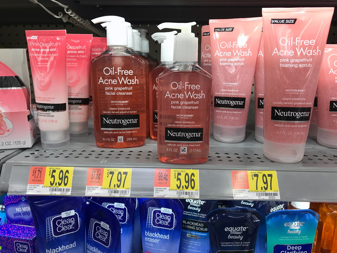 Body Scrubs At Walmart Facial Scrub