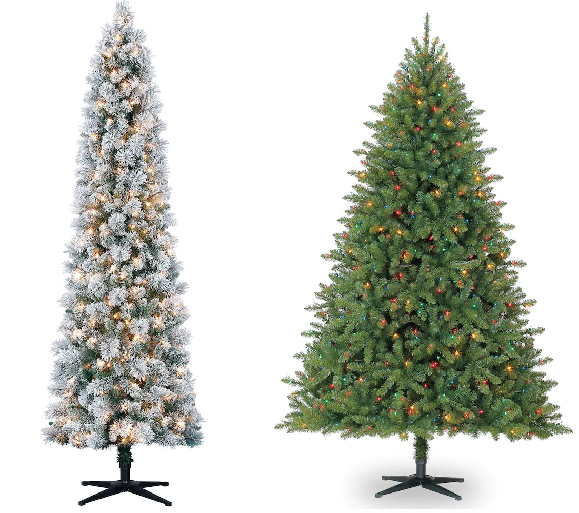 Black Friday Christmas Tree Deals 2019.Christmas Tree Event At Michaels Black Friday Pricing