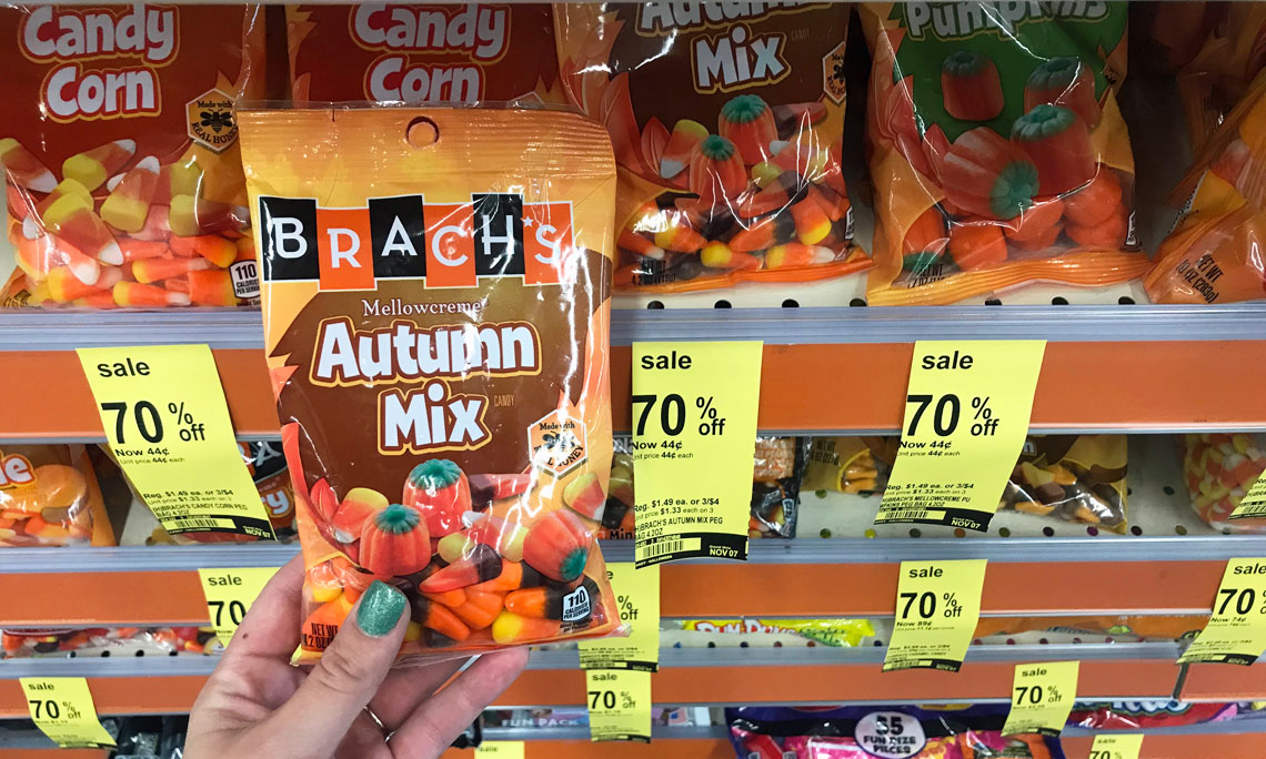 Fall & Halloween Clearance At Walgreens: Pay As Low As $0