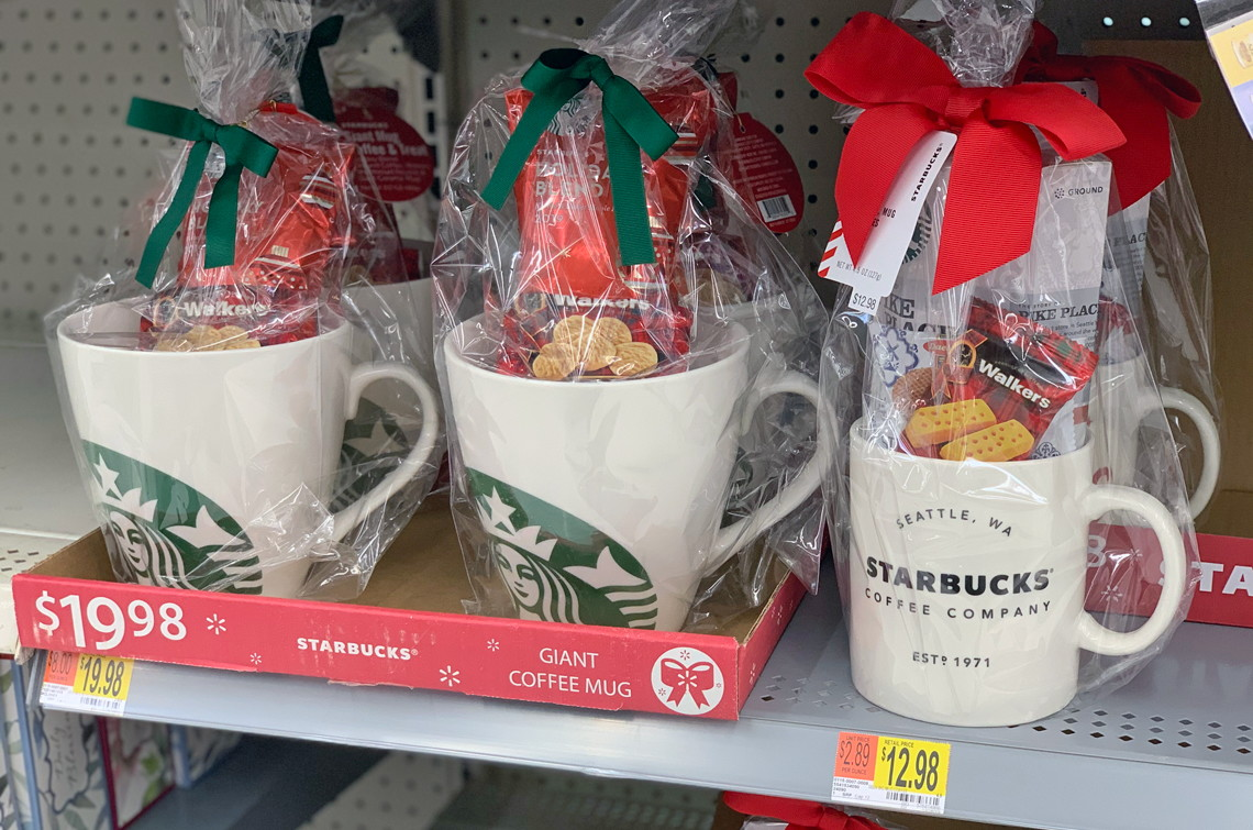 New Starbucks Holiday Gift Sets at Walmart! - The Krazy ...